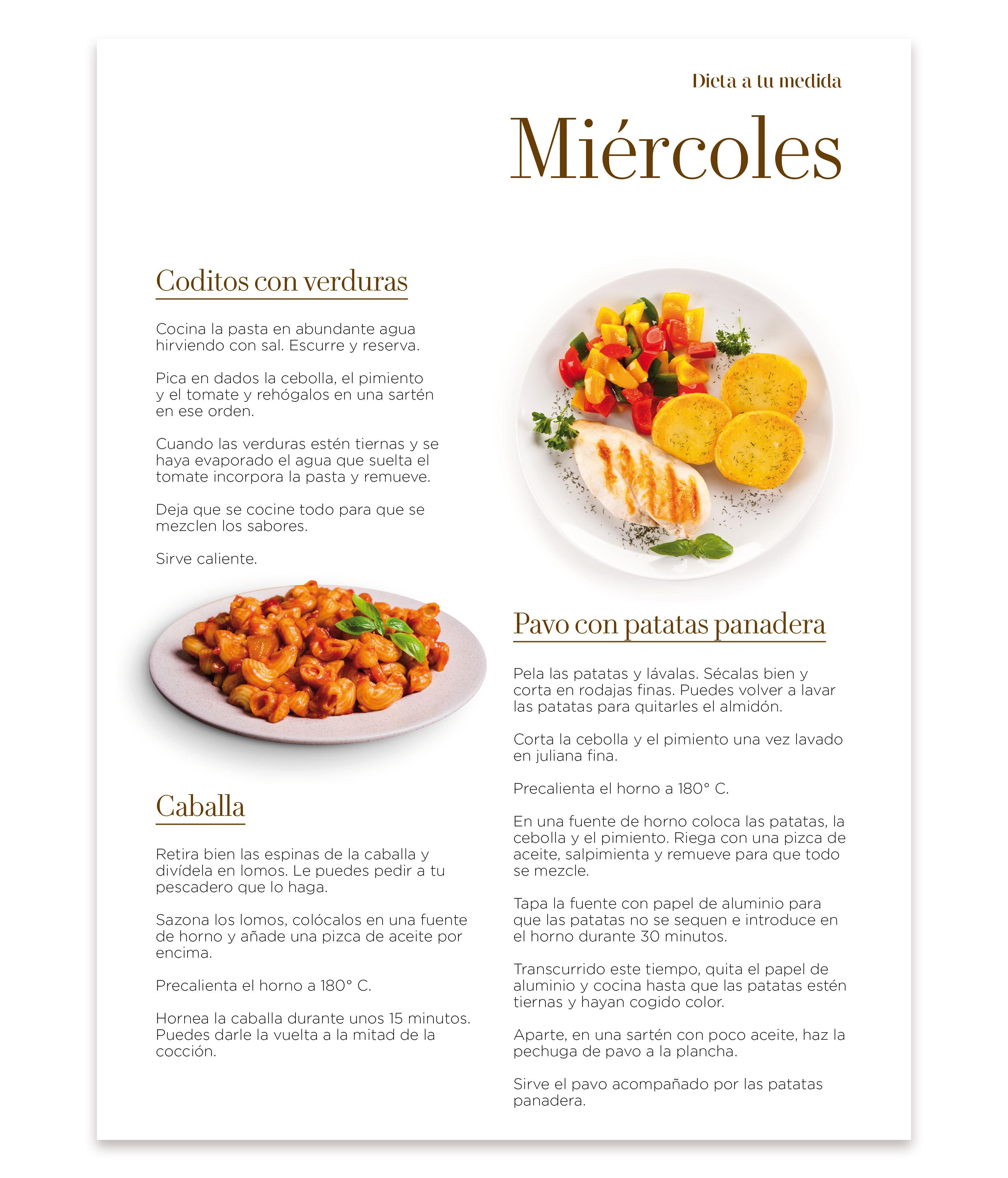 alimentos para bajar de peso saludablemente revista