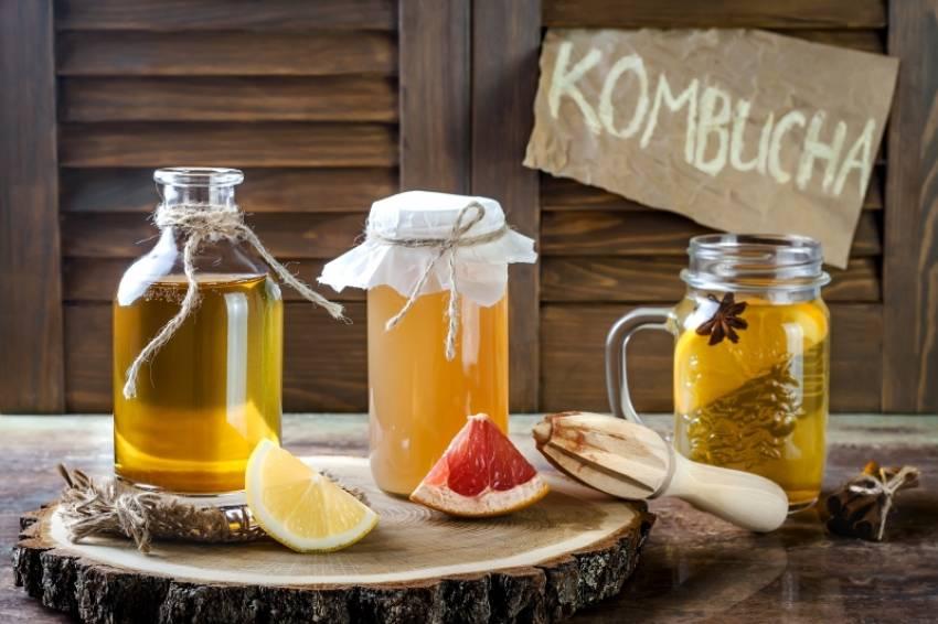 ¿Conoces el té Kombucha?