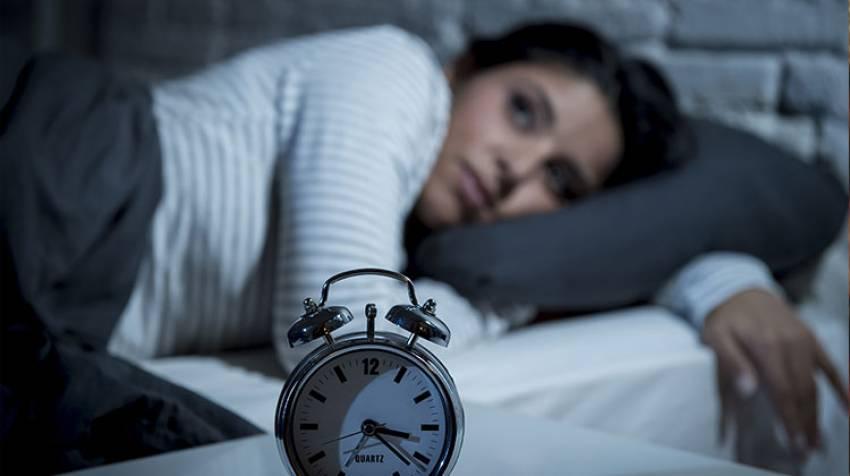 Enfermos por no dormir