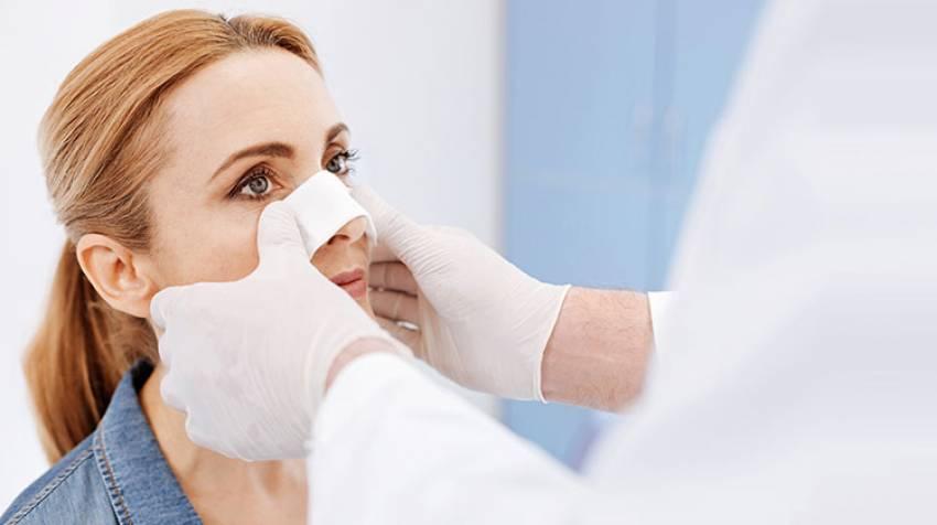 Septoplastia: Corrección del tabique nasal