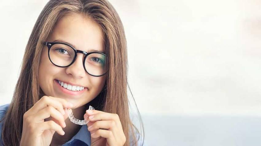 Ortodoncia invisible, la más cómoda para los niños