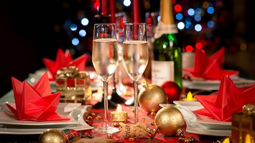 Cenas navideñas:10 reglas para una noche de paz