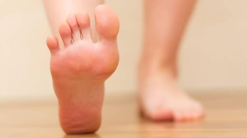 ¿Cuidas bien tus pies?