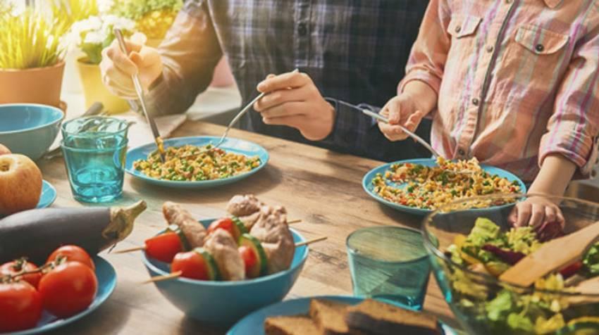 Tu cena, completa y nutritiva siempre