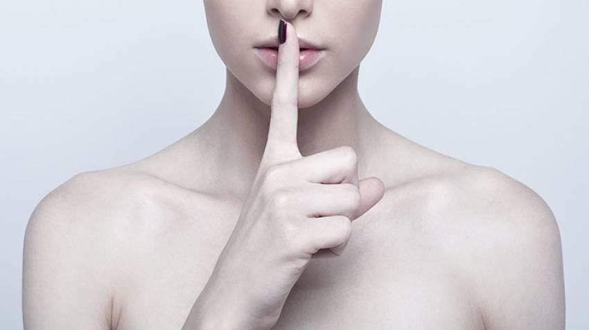 Shhhhhhh… ¡Necesito silencio!