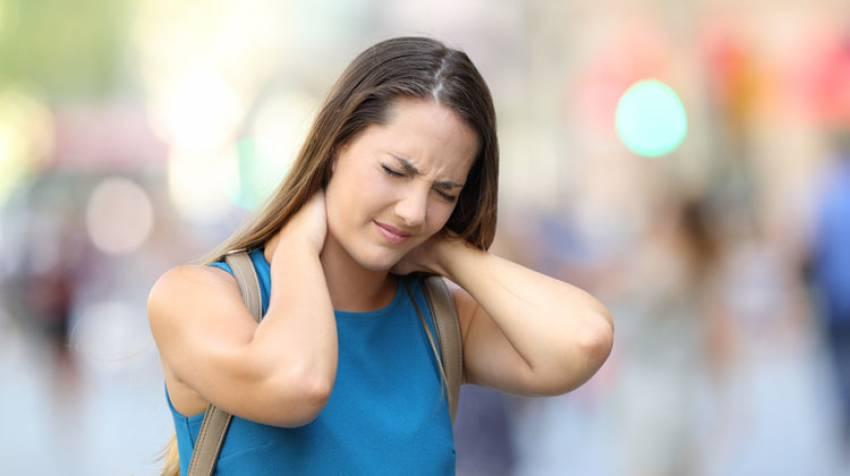 Dolor cervical: Que no paralice tu vida