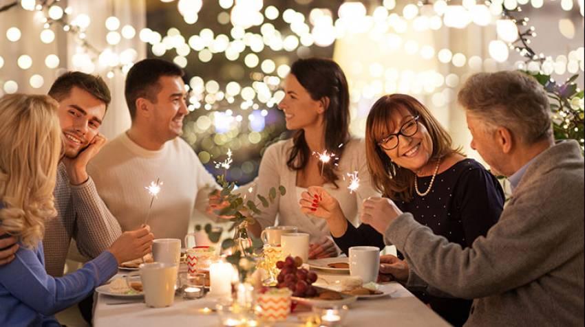 Disfruta unas Felices Fiestas sin alcohol