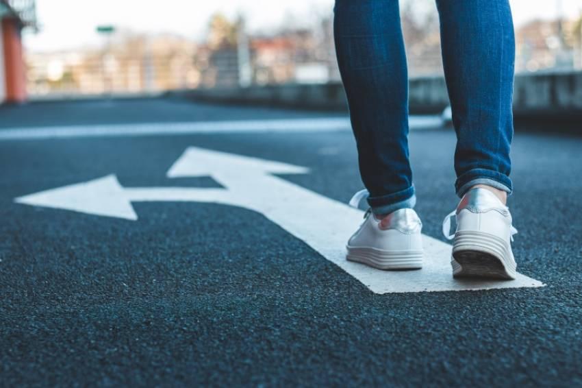 Caminar, un placer saludable