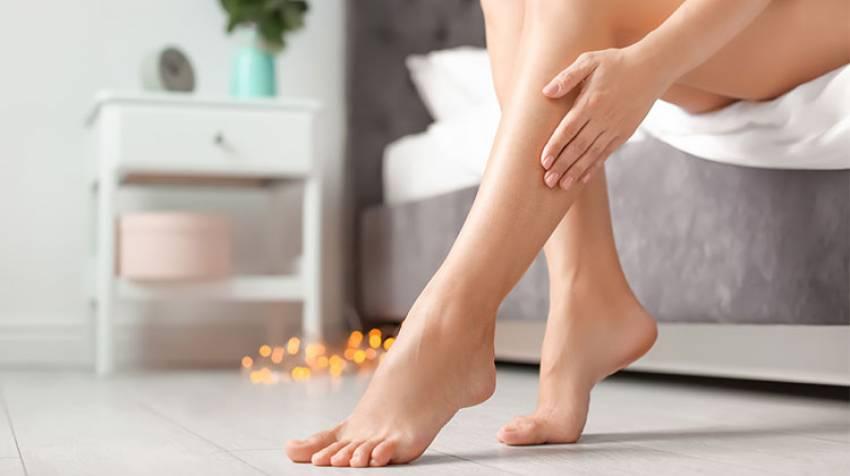 Consejos para aliviar las piernas cansadas