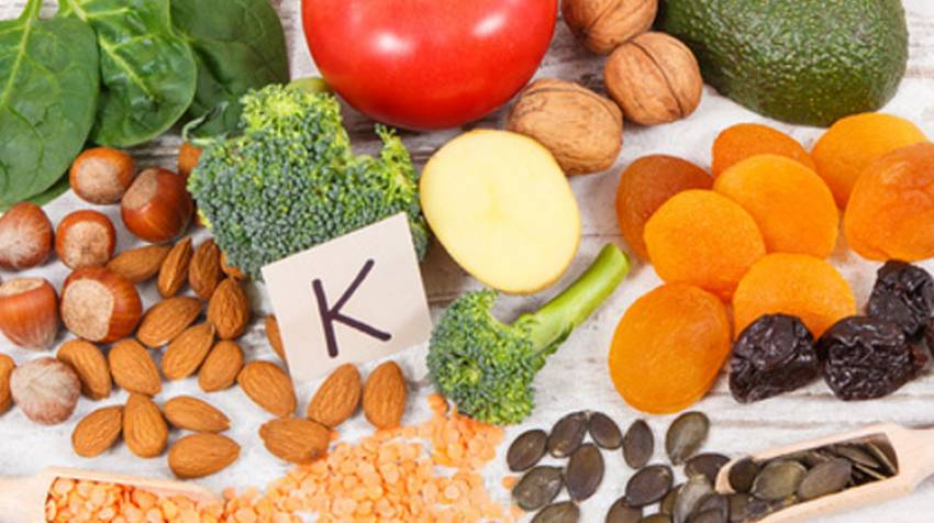 Vitamina K: Para mantenerte fuerte y joven