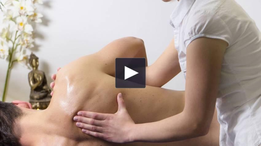 Masajes para la salud