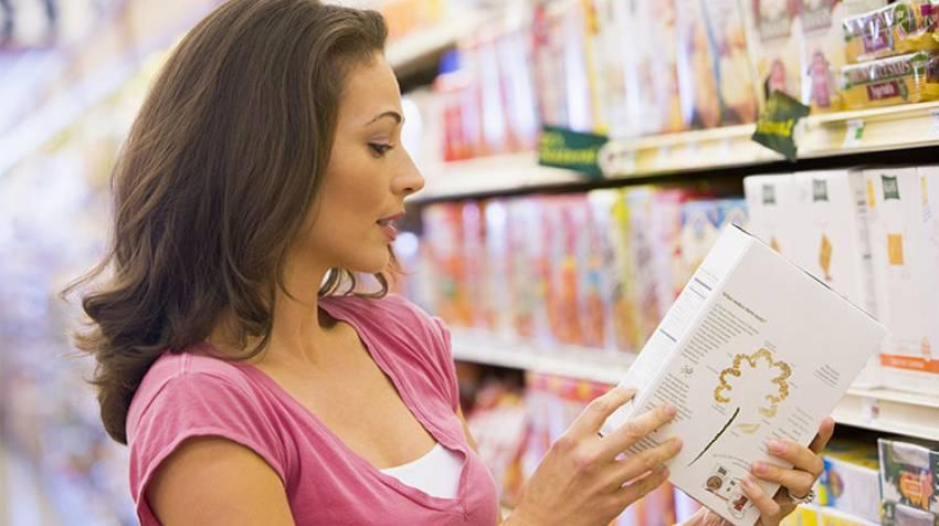 Aditivos alimentarios. Los peligros de la familia E
