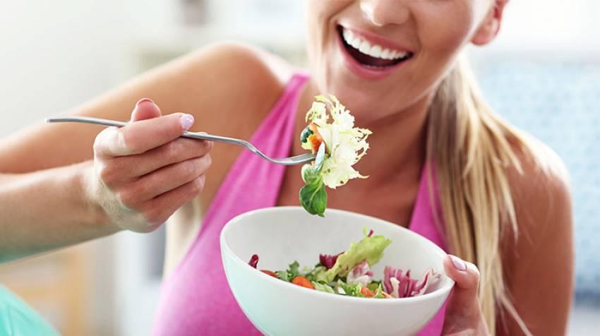 En verano... ¡aliméntate bien!