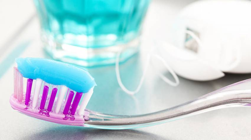 El cepillado de dientes: Paso a paso