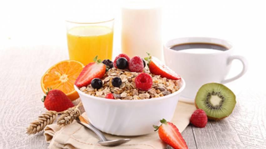 Un desayuno completo… ¡y cómete el día!