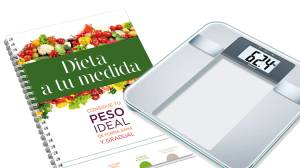 2 Packs Dieta + Báscula diagnóstica