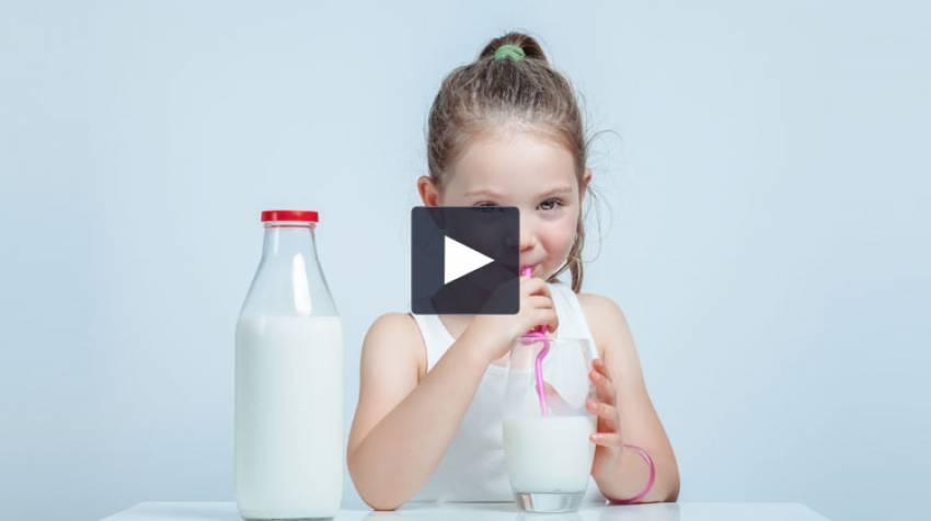 Lácteos e infancia