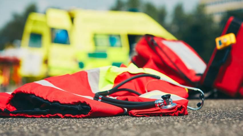 Primeros auxilios en accidentes de tráfico