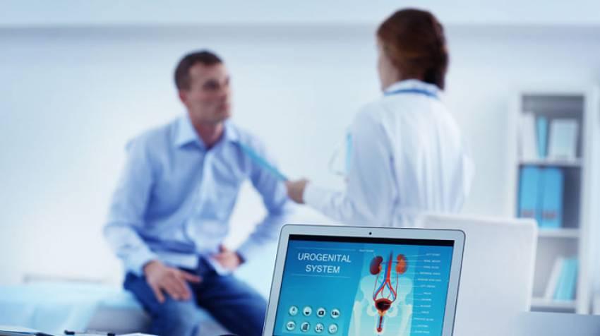 juego de examen de próstata