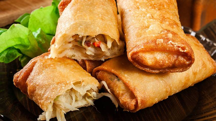 Paquetitos de pescado blanco y verduras