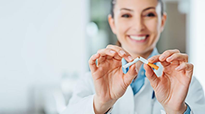 Evita el tabaco, mejora la salud