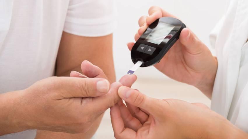 cuestionario de preguntas de prueba de diabetes