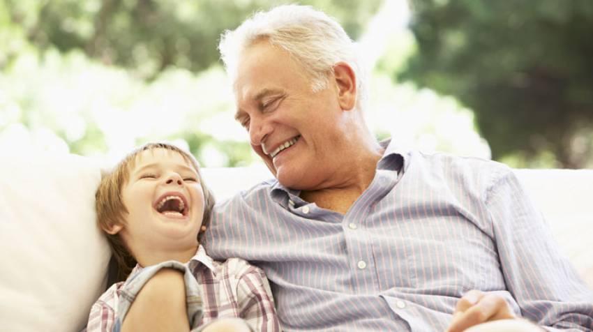 Abuelos & nietos: El mejor dueto