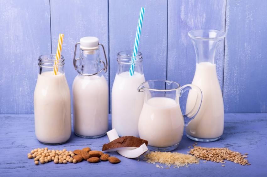 Bebidas vegetales: parecen leche pero no lo son