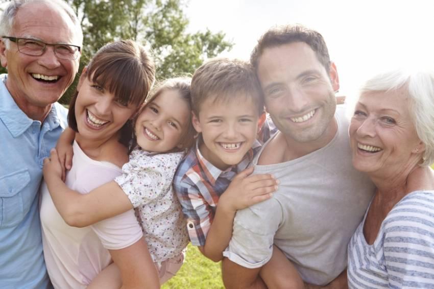 Vacaciones en familia... ¡y en paz!