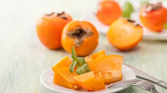 Caqui: La fruta de enero