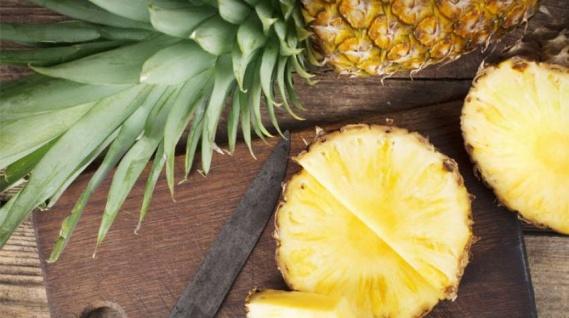 Piña tropical: La fruta excelente